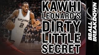 Download Kawhi Leonard's DIRTY LITTLE SECRET Mp3 and Videos