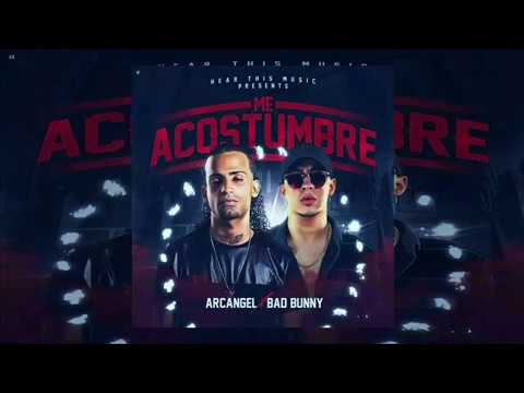 Ya Me Acostumbre Arcangel Bad Bunny  Dj Luian Mambo kings Hear This Music