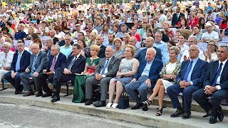 Cyprus-Russian Festival 2018. Official Opening Ceremony