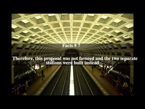 Farragut West station Top # 11 Facts