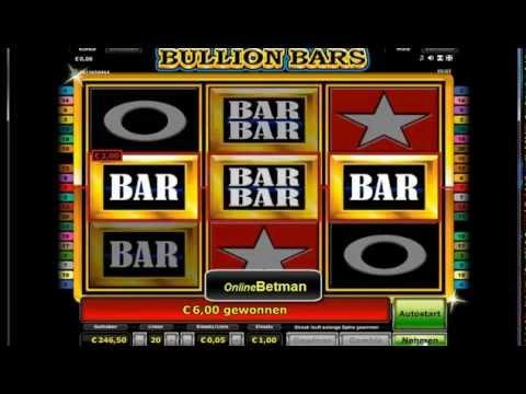 Online Casino || Bullion Bars
