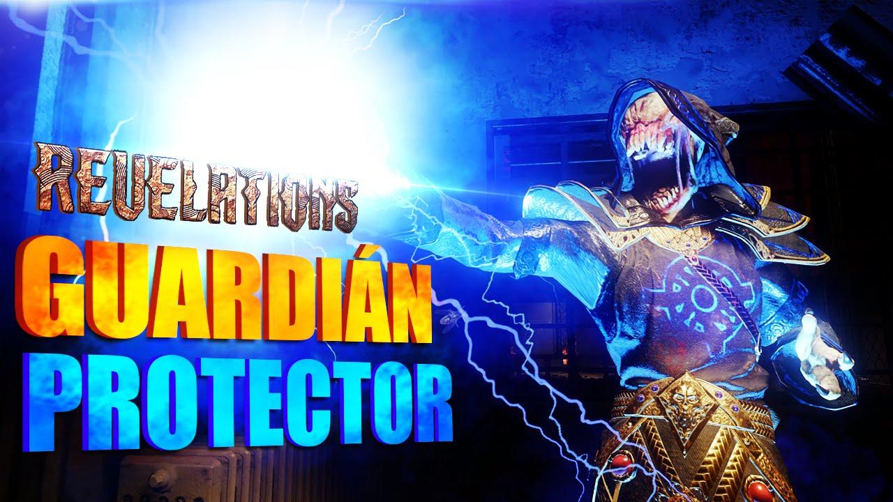 Revelations: Protector Guardián (Guía/Tutorial)   Black Ops 3 Zombies