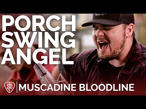 Muscadine Bloodline - Porch Swing Angel (Acoustic) // The George Jones Sessions