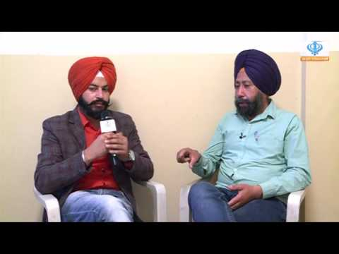 Interview with Major Singh - Editor in Chief of Daily Pehredar