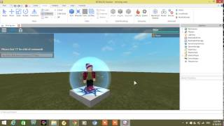 how to make an invisible block on roblox