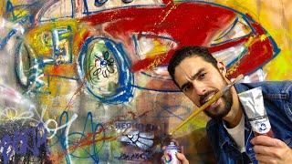 Un día siendo pintor // PINTURAS QUE COBRAN VIDA