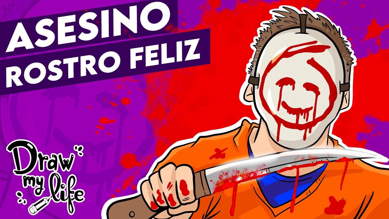 KEITH JESPERSON: el ASESINO de la CARA FELIZ 🙃 🔪 - DOCUMENTAL   Draw My Life en Español