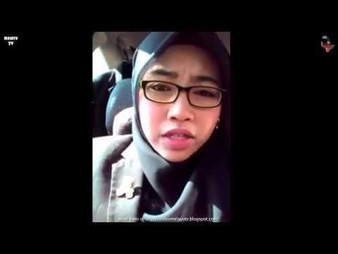 Pandangan Seorang 'Ustazah' Songsang Terhadap Isu Gadis Melayu Bertudung  Dipeluk Cium Artis K-Pop