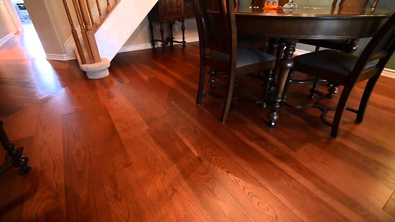 how to stop hardwood flooring from squeaking