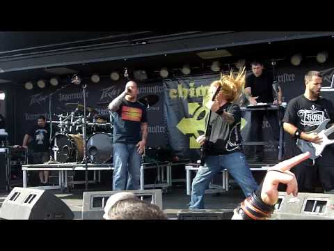 Chimaira- Secrets of the Dead LIVE at Mayhem 7/23/10 HQ