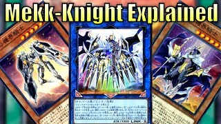 Mekk-Knight Deck Explained - In-Depth Analysis and Deck list