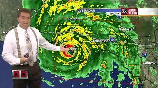 Hurricane Michael makes landfall 2pm update