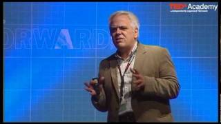 TEDxAcademy - Paschos Mandravelis - Paradigm Shift in the Greek Society