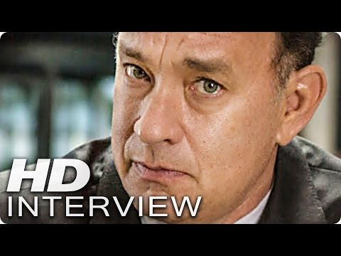 TOM HANKS Interview - A HOLOGRAM FOR THE KING - Patze Talks