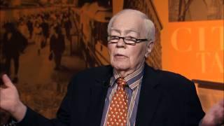 City Talk: Jimmy Breslin, author,