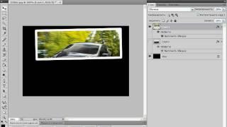 Анимация в Photoshop. Разрезанная фотография. Часть 2 (38/40)