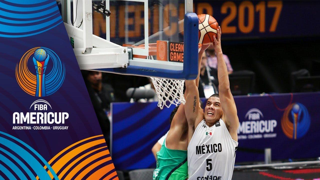 799d8700282 Mexico v Brazil - Full Game - FIBA AmeriCup 2017 - YouTube