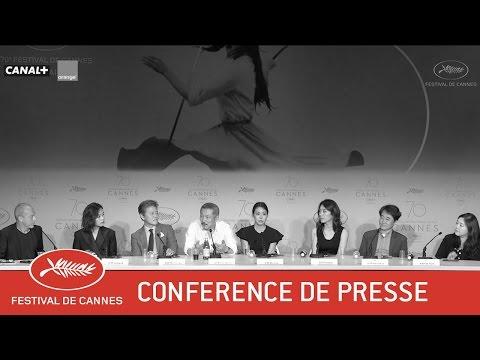 GEU-HU - Conférence de Presse - VF - Cannes 2017