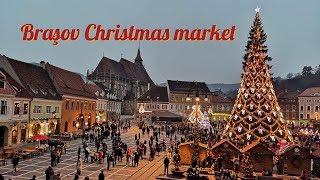 Brasov, Romania, Christmas Market