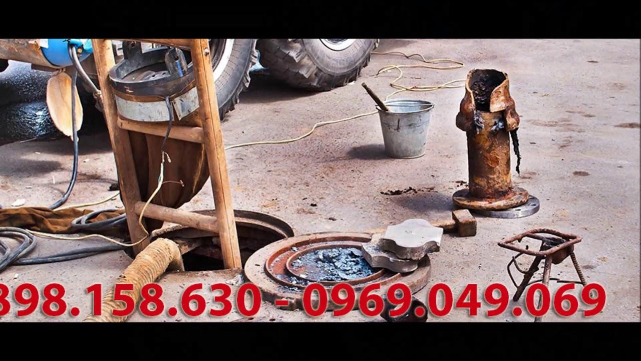 Hút hầm cầu giá rẻ chuyên nghiệp và uy tín tại tphcm || Hotline 0898158630 - 0969049069 - YouTube