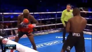 Paul Kamanga vs Ohara Davies - WBC International Super Lightweight Title