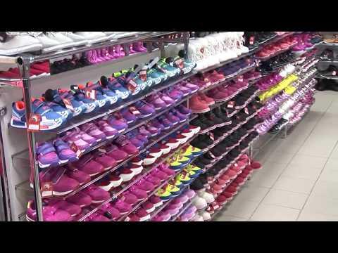 Открытие магазина одежды и обуви ПЛАНЕТА