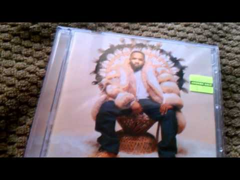 Used Music CD Haul from Amoeba Music