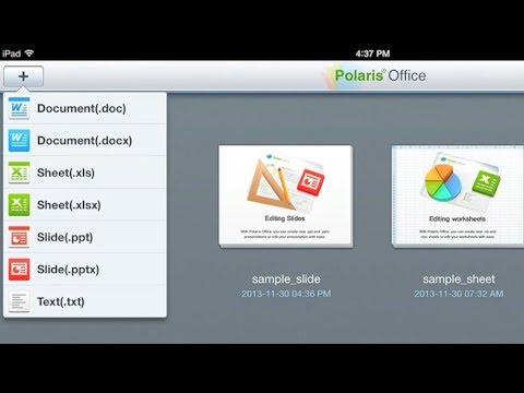 polaris office premium pro apk