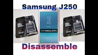 Samsung Galaxy Grand Prime Pro disassembly  / Touch Repair