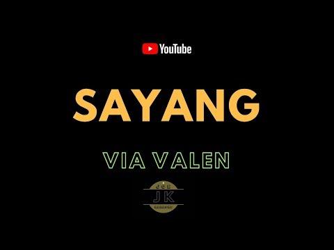 Free Download Via Vallen - Sayang // Karaoke Dangdut Tanpa Vokal // Lirik Mp3 dan Mp4