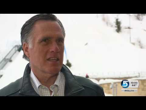 Mitt Romney: No regrets about criticizing Trump, but time to recognize his 'strong start'