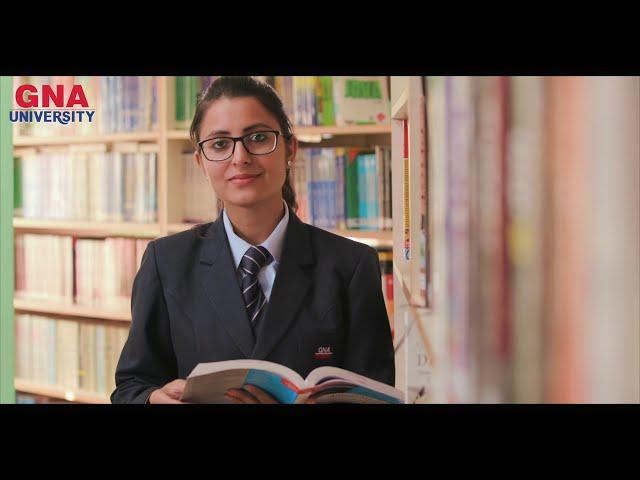 GNA UNIVERSITY - A Film By Sarita Chadha