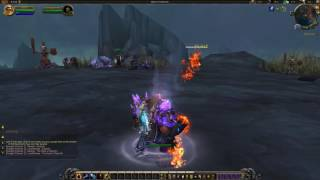 WOW PTR 7.3 - Shaman Animation - Dwarf Male