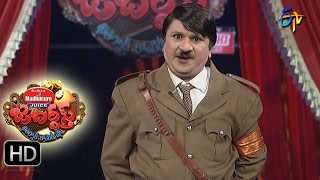 Jabardasth - Rocket Raghava Performance - 3rd March 2016 - జబర్దస్త్
