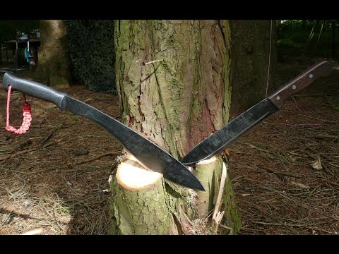 Aranyik Extended Cane Machete Another Beast Doovi