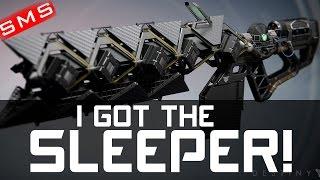 "Destiny: I GOT THE SLEEPER SIMULANT - Fallen S.A.B.E.R. STRIKE ""Sleeper Stirs"" Quest from BANSHEE!"