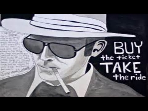 Hunter S. Thompson  Buy the Ticket, Take the Ride Documentary