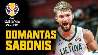 Domantas Sabonis - All BUCKETS & HIGHLIGHTS from the FIBA Basketball World Cup 2019