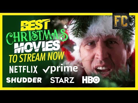 FOTW: Christmas Movies to Stream Right Now Netflix, Amazon, Shudder & More  Flick Connection