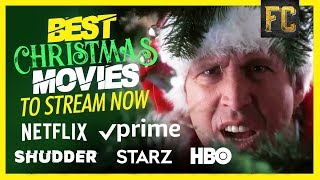 FOTW: Christmas Movies to Stream Right Now (Netflix, Amazon, Shudder & More) | Flick Connection