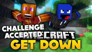 CHALLENGE accepted! - Minecraft Get Down (Deutsch/German)