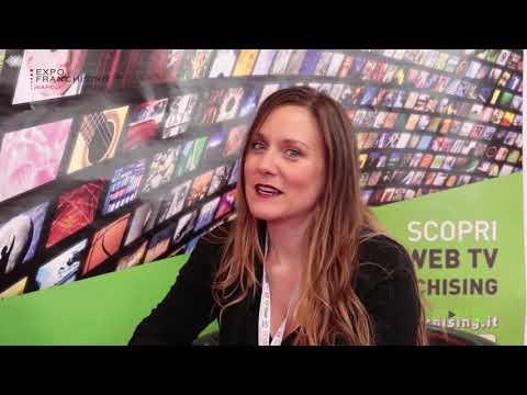 StartTv   Intervista a Silvia Signoretti @ Expo Franchising Napoli 2019