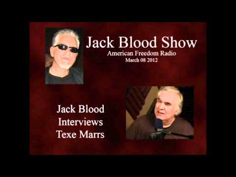 The Jack Blood Show -- Jack Blood Interviews Texe Marrs