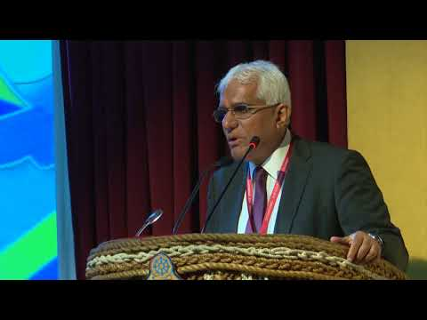 The keynote address of Dr. Indrajit Coomaraswamy - Governor,
