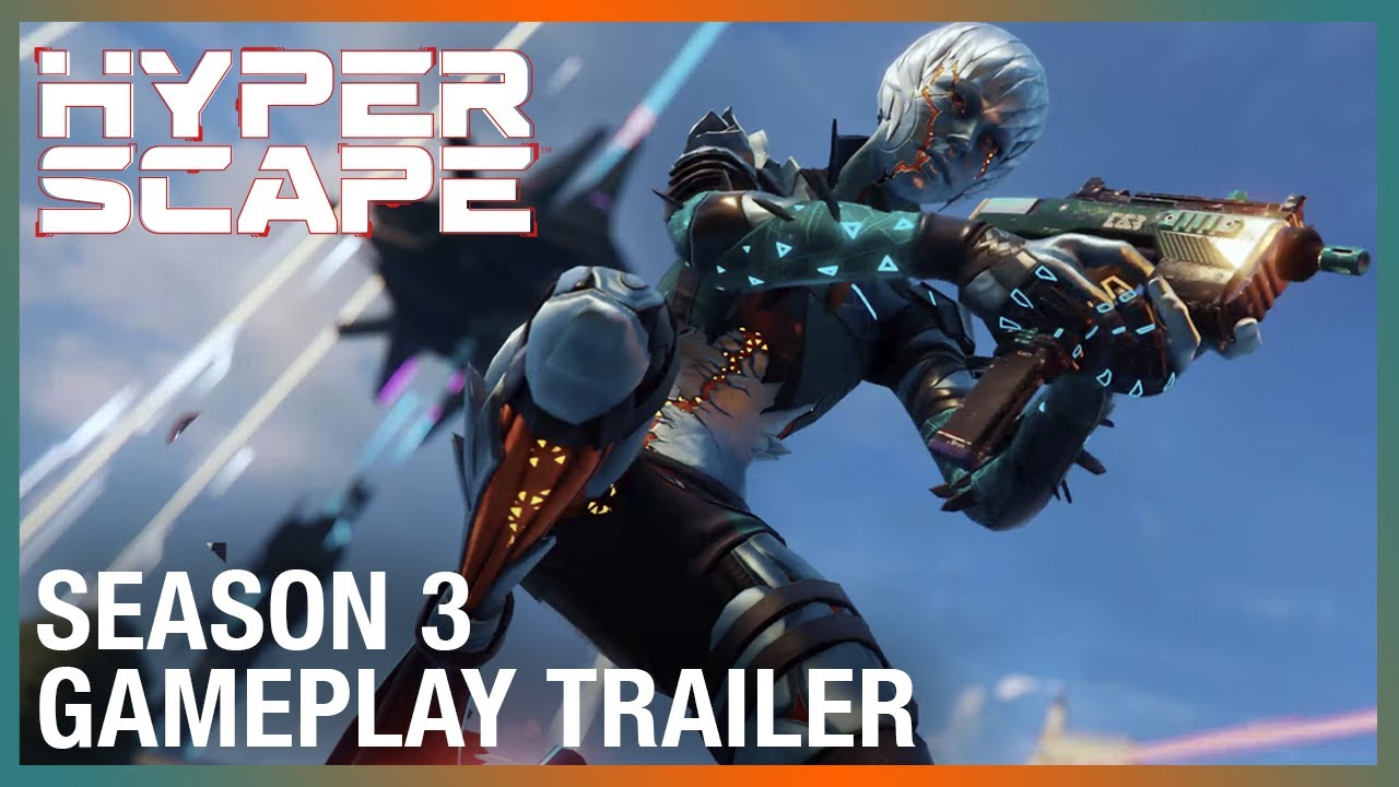 Hyper Scape: Season 3 Gameplay Launch Trailer | Ubisoft