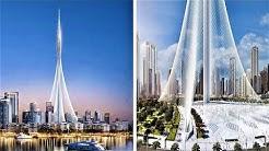 Dubai Builds World's Tallest Tower: 1300m+ Dubai Creek Tower | 2020