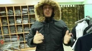 Городская зимняя куртка Altitude Parka Alpha Industries