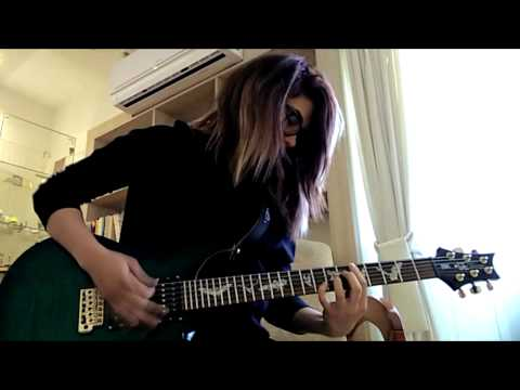THE AGONIST - My Witness, Your Victim Guitar Cover