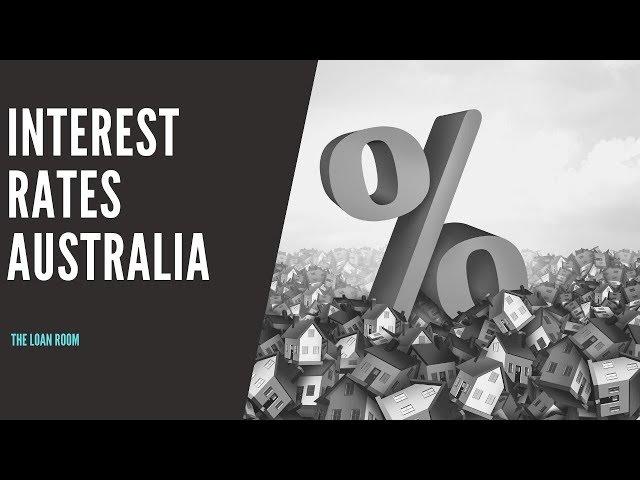 Interest Rates Australia (July 2019)