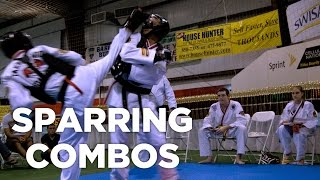Download Video Point Sparring Kicking Combos MP3 3GP MP4